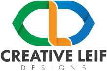Creative Leif Designs logo