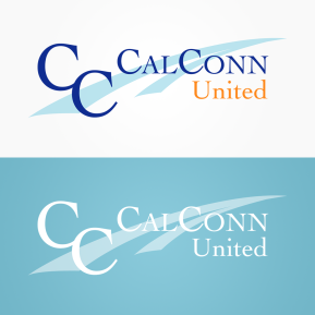 Creative Leif Designs | CalConn United Logo