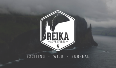 Reika Adventures Logo Design | Creative Leif